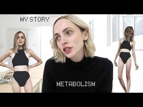 КАК РАЗОГНАТЬ ОБМЕН ВЕЩЕСТВ | метаболизм | похудение