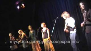 the gypsy soul experience: river of tears live