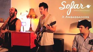 X Ambassadors - Litost | Sofar New York