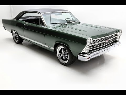 Download 1967 Ford Fairlane GT HD Mp4 3GP Video and MP3