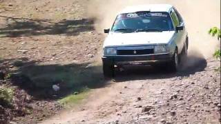 preview picture of video 'Rally el soberbio Mnes'