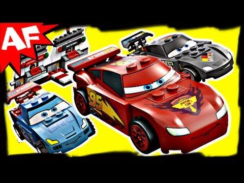 Vidéo LEGO Cars 9485 : La course ultime