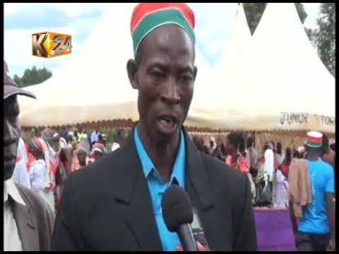 Download Mume azuiliwa kumzika mkewe kufuatia mgogoro wa umiliki wa shamba