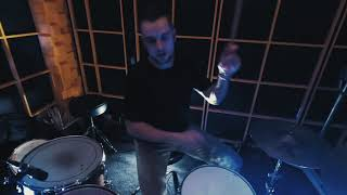Bongoman Elizz - Drum Cover - Calvin Harris Rag'n'Bone Man - Giant