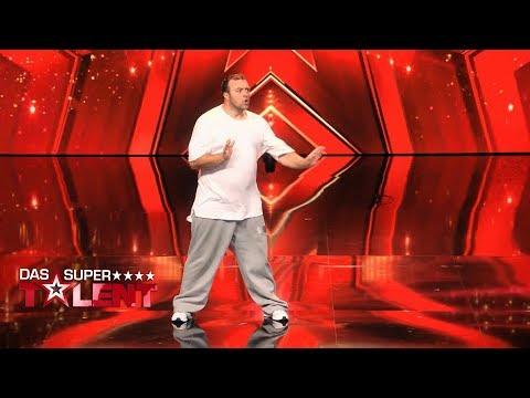 Heftig! Andreas sorgt für eine dicke Überraschung   Das Supertalent 2018   Sendung vom 15.09.2018