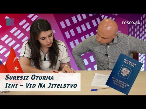 RUSYA'DA SÜRESİZ OTURMA İZNİ