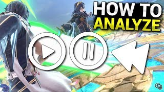 How to Analyze Your Gameplay in Smash Ultimate!