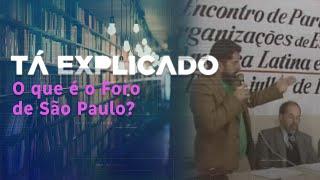 Entenda o que é o Foro de São Paulo citado por Lula em seu discurso – Tá Explicado