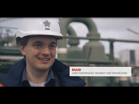 In search of remarkable graduates - Ruud, Maintenance Reliability and Turnarounds (MRTA) Engineer