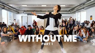 Halsey - Without Me   Dance Choreography Part 1