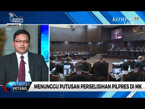 Putusan Sengketa Pilpres Digelar 27 Juni 2019