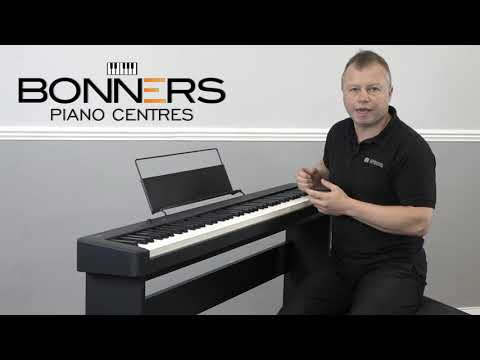 Casio CDP-S100 Piano Review & Demo |  Buying The Right Piano