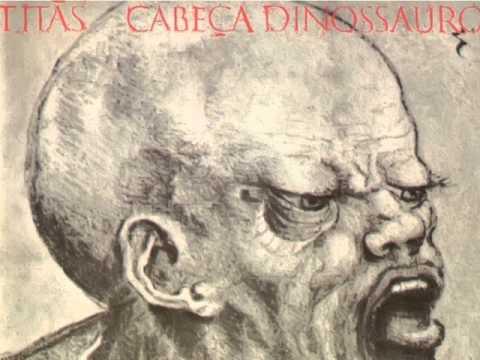 Música Cabeça Dinossauro