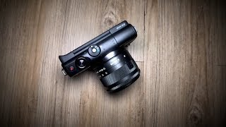 Canon M100 介紹 短評   選購Canon無反相機比較 EOS M6 M50