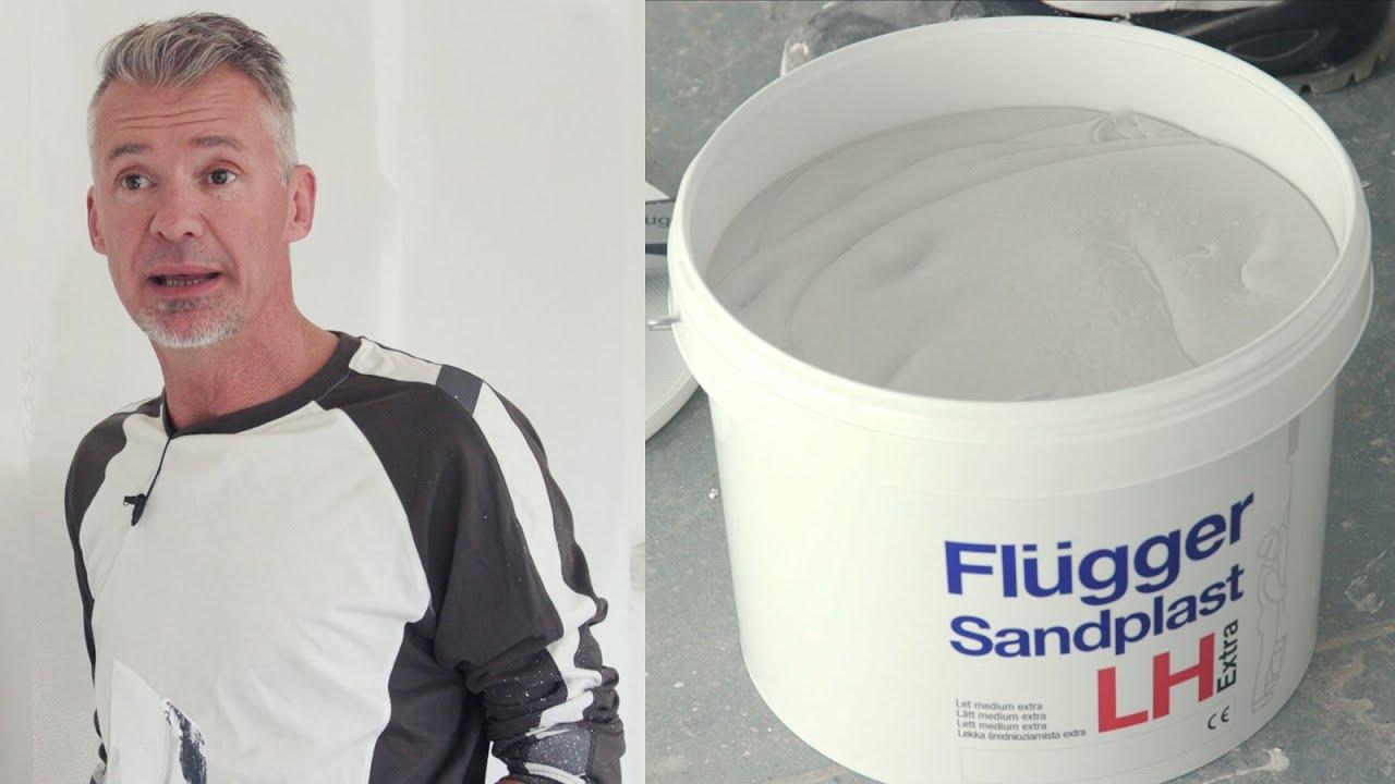 Uppdaterad version av Flügger LH Extra