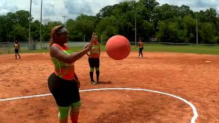 SSK Kickball: Untouchable vs The Real MVP's