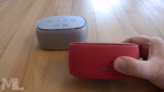 """Cheerlink 1+1 Smart Musicbox - Soundcheck und Handhabung als Stereo-Paar / """"TWS-Modus"""""""