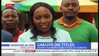 Gakuyo board to hand over titles to owners