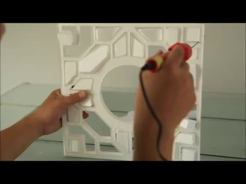 how to make a foam and thermocol cutter easy at home - Youtube Download