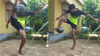 AWESOME FOOTBALL SKILLS BY FCK FREESTYLERS  AKMALAKU