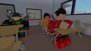 Roblox Animatic - Substitute Teacher (Part 1)