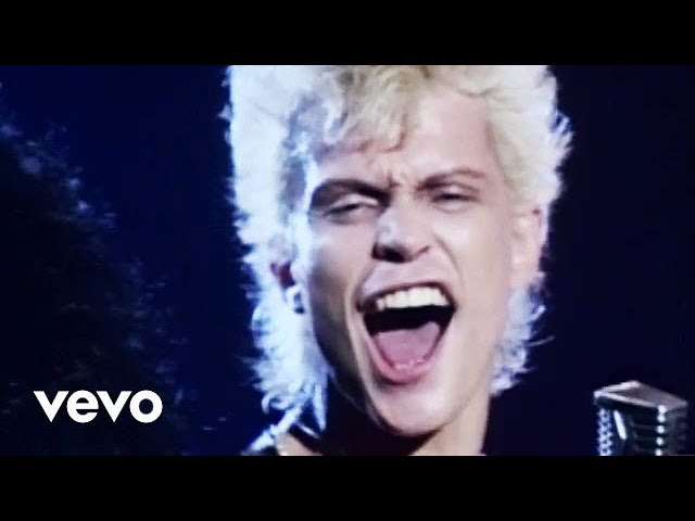 To Be A Lover - Billy Idol
