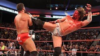5 САМЫХ ДИКИХ МОМЕНТОВ WWE