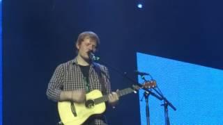 Ed Sheeran - Photograph & Gold Rush @ The O2 Arena, London 14/10/14