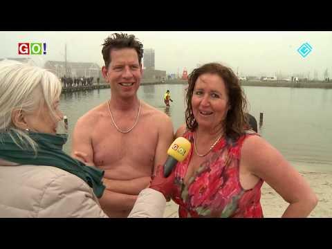 Nieuwjaarsduik 2020 - RTV GO! Omroep Gemeente Oldambt