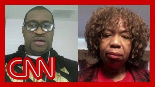 ERIC GARNER'S MOTHER REACTS GEORGE FLOYD'S DEATH