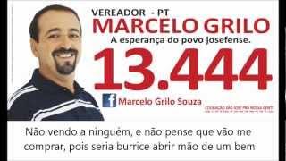 Música Com Letra Do Candidato A Vereador De São José Marcelo Grilo 13444
