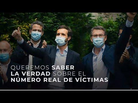 Queremos saber la verdad sobre el número real de víctimas