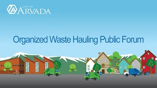 Preview image of Organized Waste Hauling Forum