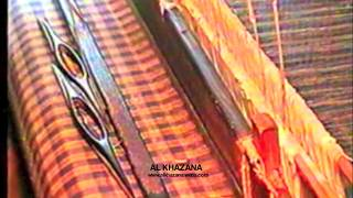 Making of Kashmiri Pashmina Shawl