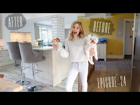 KITCHEN MAKEOVER - NEW HOUSE RENOVATION KITCHEN TOUR