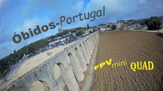 Óbidos- Portugal - FPV flight