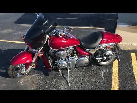 2009 Suzuki Boulevard M90 in Belleville, Michigan - Video 1