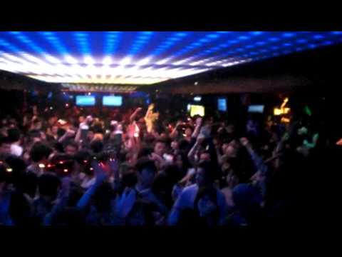 DJ Derrick Anthony - Spark Night Club - Taipei, Taiwan