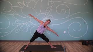 Protected: July 19, 2021 – Julie Van Horne – Hatha Yoga (Level II)