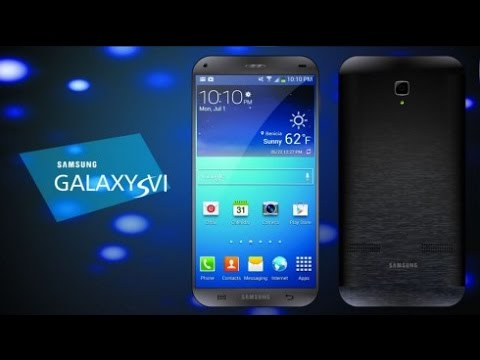 Samsung Galaxy S6 Unboxing and Hands on review and Concepts