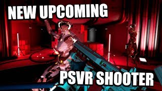 PSVR - New Upcoming INSANE PSVR FPS Shooter Game 2017! ( ROM Extraction )