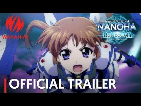 Magical Girl Lyrical Nanoha: Reflection (2017) Official Trailer