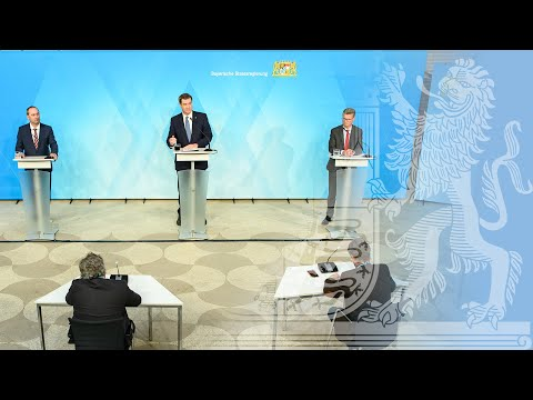 Pressekonferenz vom 26.05.2020 – in Deutscher Gebärdensprache