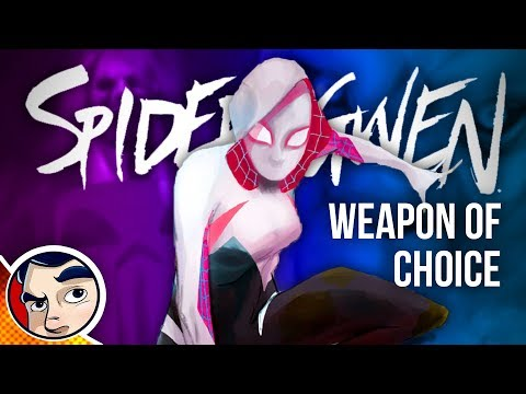 """Spider-Gwen """"No Powers Vs Punisher & Kraven!"""" – Complete Story"""