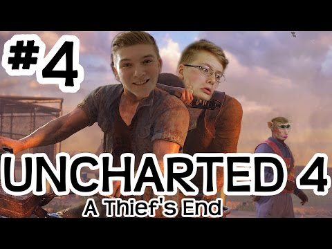 Uncharted IV│#4│A Normal Life│+EnK1│CZ│1080p24fps│16:9