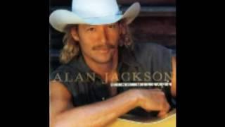Alan Jackson  - A Woman's Love.