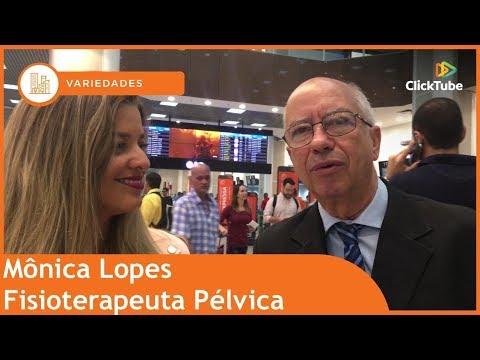 Conexão Com O Mundo - Entrevista Com A Fisioterapeuta Pélvica Mônica Lopes