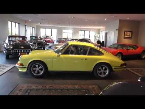 Video of Classic '73 911S - PGTF