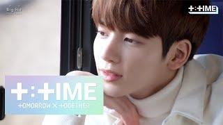 [T:TIME] 'Introduction Film' shooting #4 TAEHYUN - TXT (투모로우바이투게더)
