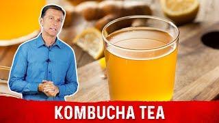 The 7 Benefits Of Kombucha Tea